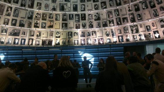 Raimundo Celencevičiaus nuotr./Yad Vashem – Holokausto aukų ir didvyrių atminties muziejus