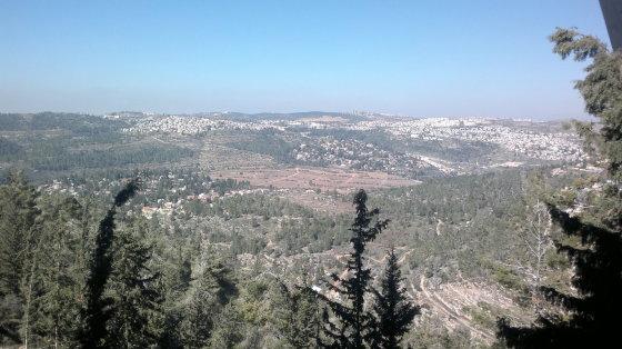 Raimundo Celencevičiaus nuotr./Jeruzalė