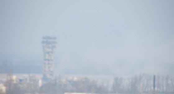 """Typical Donetsk"" nuotr./Donecko oro uostas"