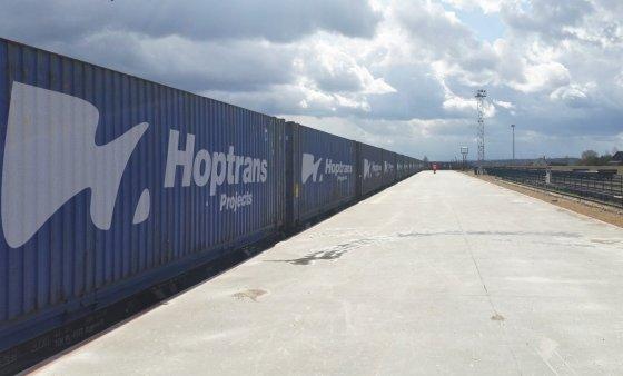 Konteineriniai traukiniai per Lietuvą judės nauja kryptimi: geležinkeliai ves į Italiją