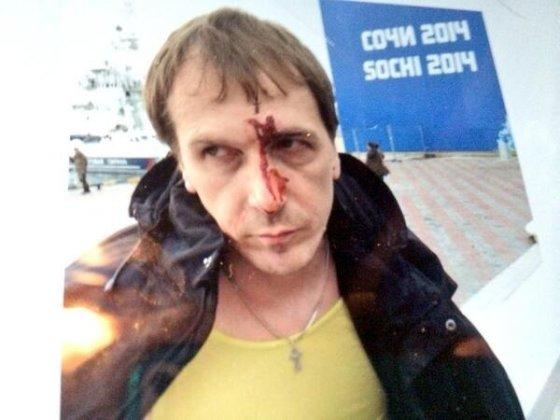 """Reuters""/""Scanpix"" nuotr./""Pussy Riot"" protestas Sočyje"