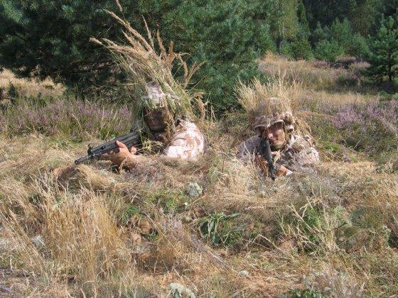 Juozo Slabodos nuotr./Rezervo karys Algirdas Grybauskas
