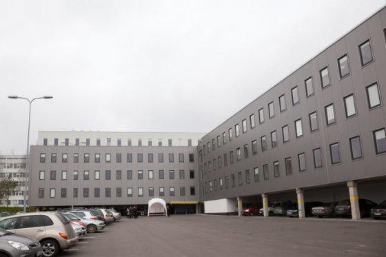 Vilniaus savivaldybės nuotr./Naujas Visorių informacinių technologijų parko pastatas