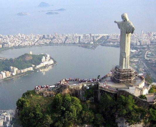 wikimedia.org nuotr./Kristaus statula Rio de Žaneire