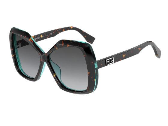 """Gamintojų nuotr./ """"Fendi"""" akiniai."""