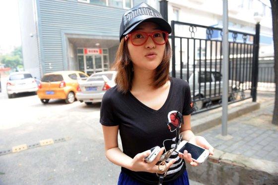 """AFP/""""Scanpix"""" nuotr./Guo Meimei"""