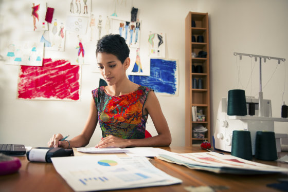 """Shutterstock"" nuotr./Karjera mados pasaulyje"