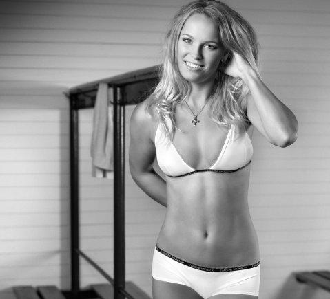 thebleacherseats.com nuotr./Caroline Wozniacki