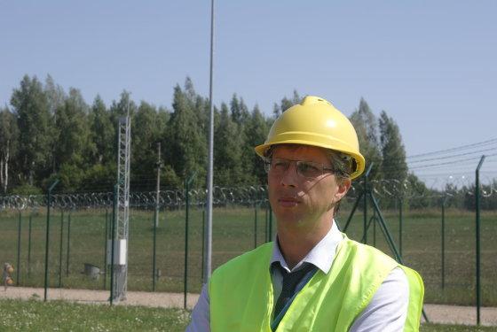 Jurgitos Lapienytės nuotr./IAE generalinis direktorius Darius Janulevičius