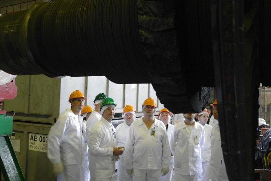 Jurgitos Lapienytės nuotr./Ignalinos atominė elektrinė