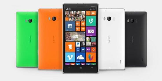 Lumia930 family
