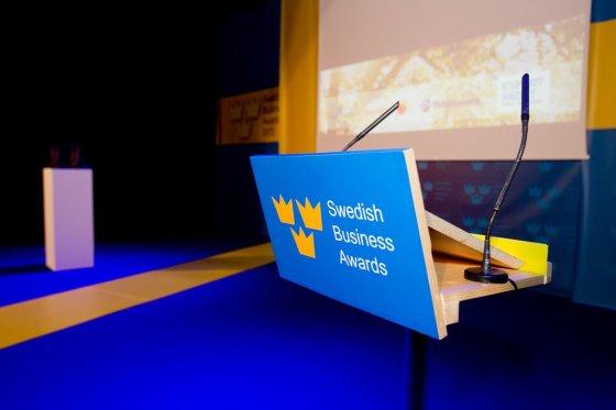"""""""Business Sweden"""" nuotr./Švedijos verslo apdovanojimai"""
