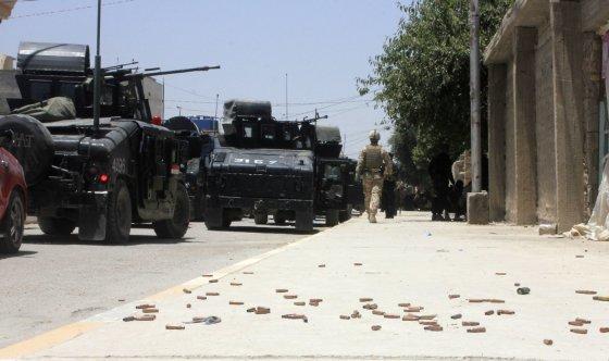 """""""Reuters""""/""""Scanpix"""" nuotr./Irako saugumo pajėgos"""