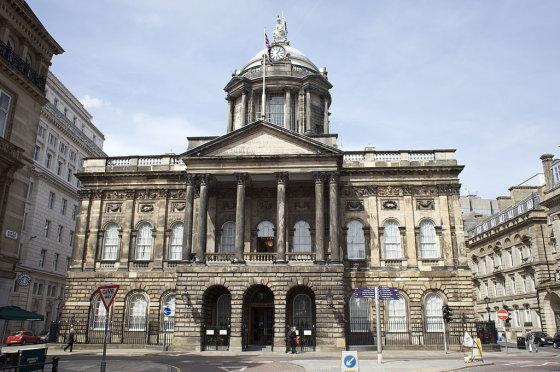 Wikimedia.org nuotr./Miesto rotušė