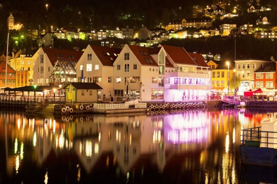 123rf.com nuotr./Bergeno krantinė
