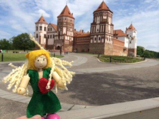 Š.Mazalo nuotr. /Lėlė Onutė keliauja per pasaulį