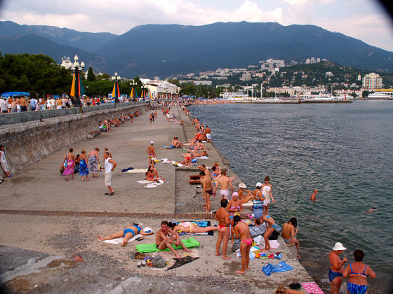 wikimedia.org nuotr./Jaltos krantinė