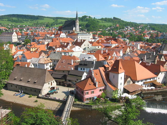 Wikimedia.org nuotr. /Česky Krumlovas