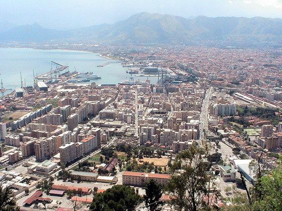 Wikimedia.org nuotr./Palermo panorama