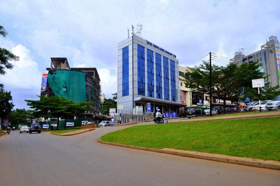M.Vadišio nuotr./Kampalos centras