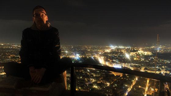 M.Bertulio nuotr./Ant Likabeto kalno gali pasijusti tarsi virsas pasaulis būtų tau po kojomis
