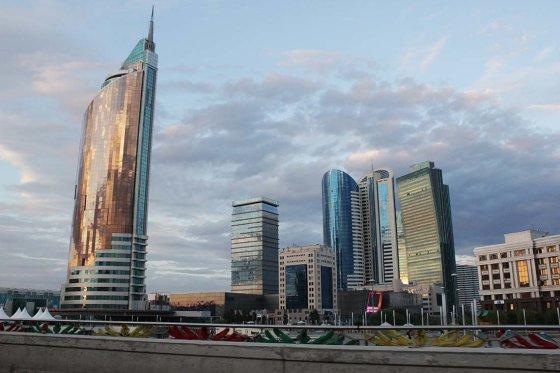 S.Paukščio nuotr./Kazachstano sostinė – Astana