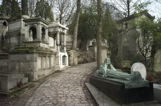 Alexandre Vialle nuotr./Paryžiaus kapinės