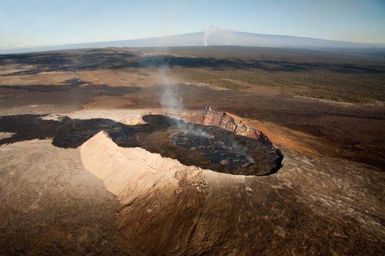 Wikimedia.org nuotr. /Kilauea ugnikalnis Havajuose