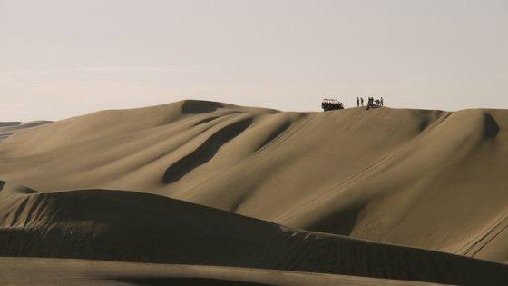 A.Vilčiauskienės nuotr./Huakačinos kopos