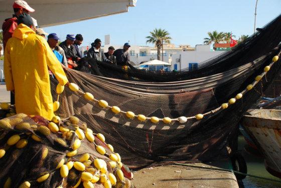 V.Balevičiaus nuotr./Tuniso pasaka