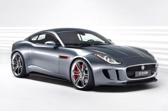 """""""Jaguar"""" nuotr./""""Jaguar C-X16"""""""