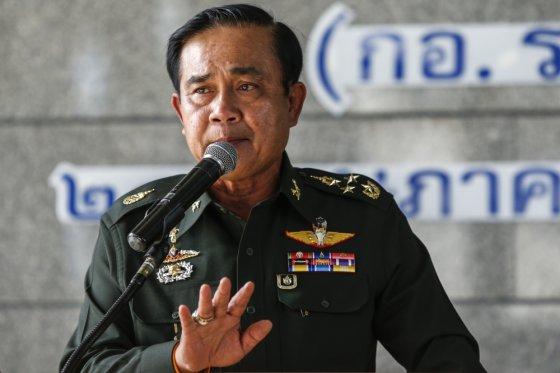 """Reuters""/""Scanpix"" nuotr./Generolas Prayuthas Chan-Ocha"