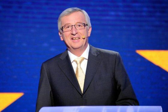 """""""Scanpix"""" nuotr./Konservatorių kandidatas, buvęs Liuksemburgo premjeras Jeanas Claude'as Junckeras"""