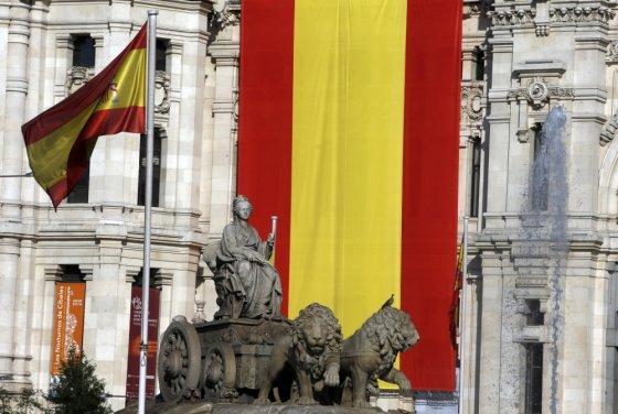 """""""Scanpix"""" nuotr./Madridas ruošiasi karūnavimui"""