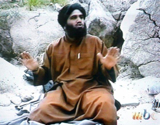 "AFP/""Scanpix"" nuotr./Osamos bin Ladeno žentas Suleimanas Abu Ghaithas"