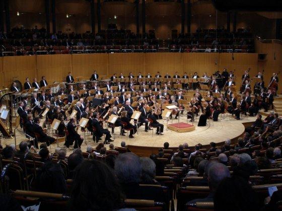 LNOBT nuotr./WDR orkestras