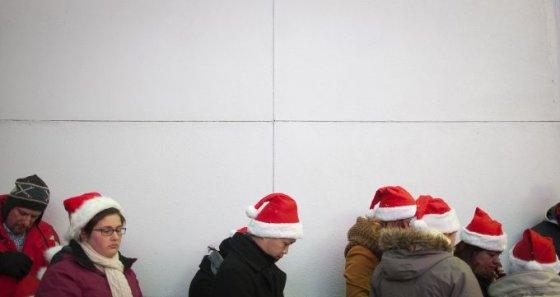 Juodasis penktadienis žymi kalėdų prekybos sezono pradžią