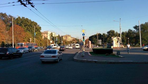 Kaip atrodys Zaporožės gatvės po pusmečio - ar bus sugriautos kaip Donecke?