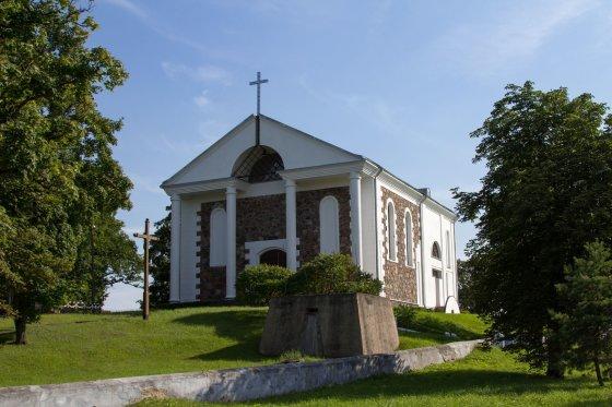 Kiaunorių Šv.Juozapo bažnyčia