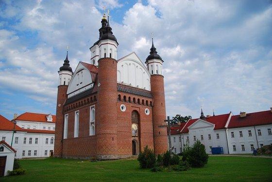 Supraslio vienuolynas ir cerkvė