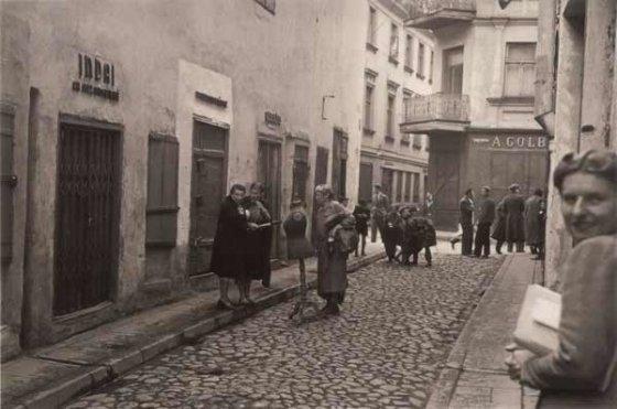 Vilniaus senamiestis prieš Antrąjį pasaulinį karą