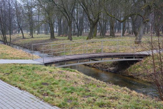 Vilmos Danauskienės nuotr./tiltelis