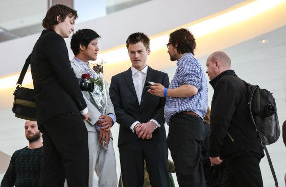 Luko Balandžio/Žmonės.lt nuotr./Danijoje gyvenanti homoseksualų pora