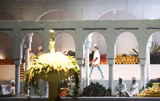 Luko Balandžio/Žmonės.lt nuotr./Juozo Statkevičiaus kolekcijos pristatymo akimirka
