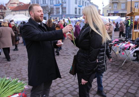 Luko Balandžio/Žmonės.lt nuotr./Romualdas Mačiulis