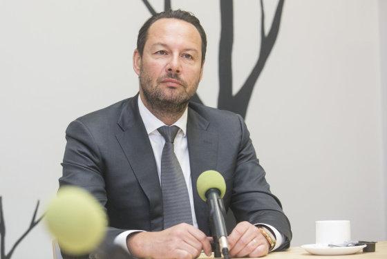 Luko Balandžio/Žmonės.lt nuotr./Tomas Kučinskas