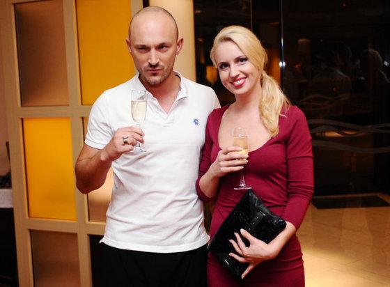 Donatas ir Dainė Baumilos