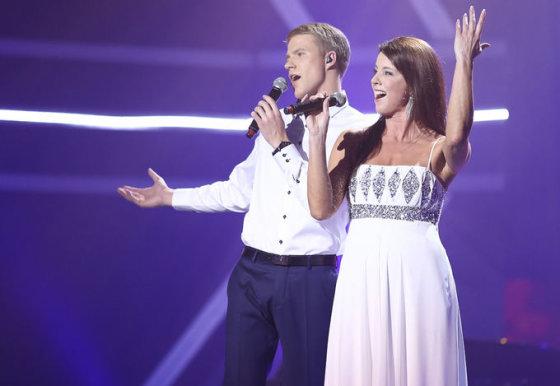 Pauliaus Bagdanavičius ir Inga Valinskienė