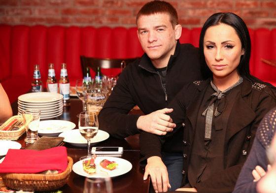 Greta Lebedeva ir Aleksandras Kazakevičius