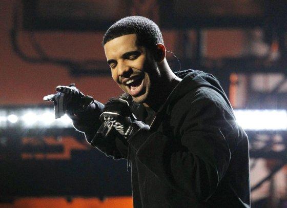 """""""Scanpix"""" nuotr./10 vieta – Drake'as"""